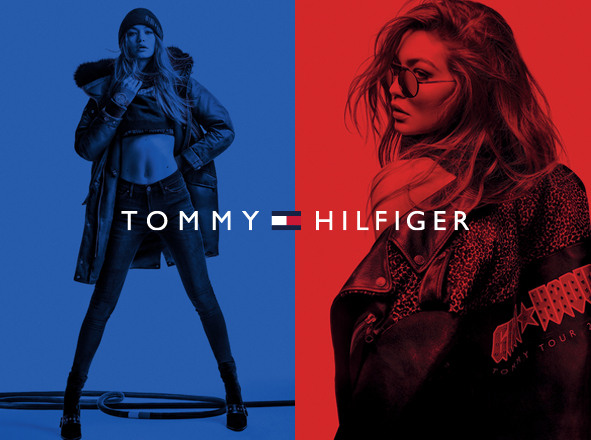 17 FW TOMMY X GIGI The Look