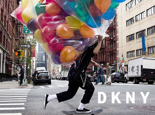 17FW DKNY COLLECTION