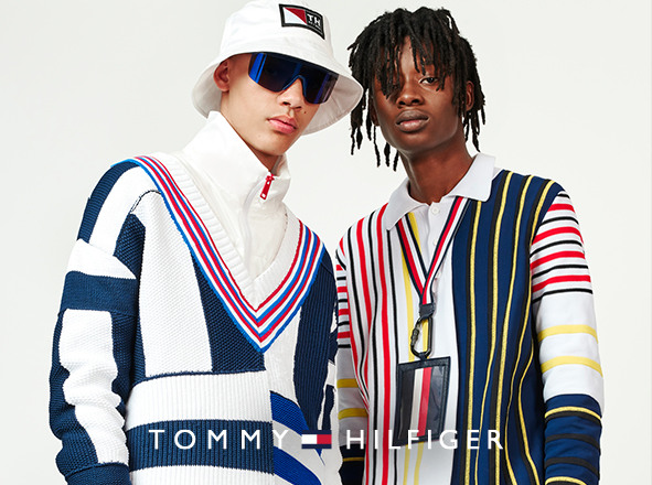 19 TOMMY HILFIGER MEN COLLECTION