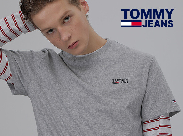 '20SS TOMMY JEANS ONLINE EXCLUSIVE