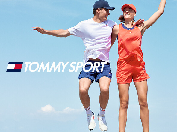 '20SS TOMMY JEANS SPORTS COLLECTION