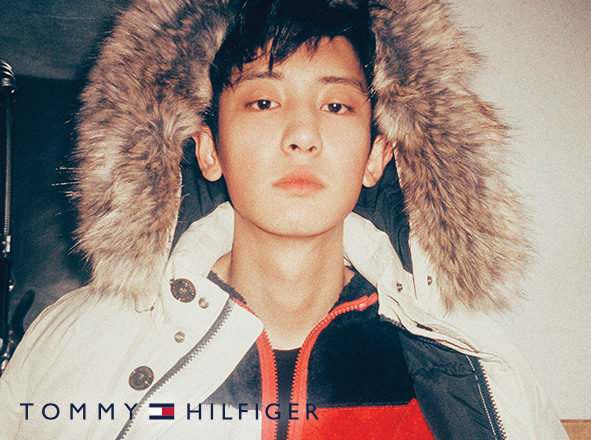 찬열♡VOGUE x Tommy Hilfiger