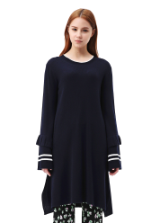 Ain knit dress