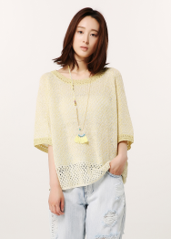 Musca necklaceknit