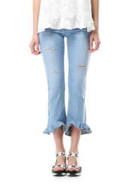 Matilda denim pants