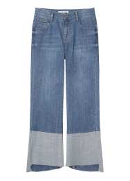 North denim pants