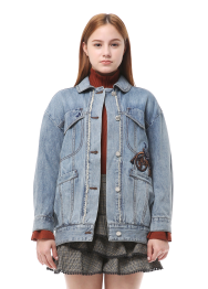 Stella denim jumper