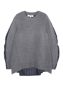 Shusu layer knit