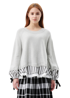 Waltz stripe knit
