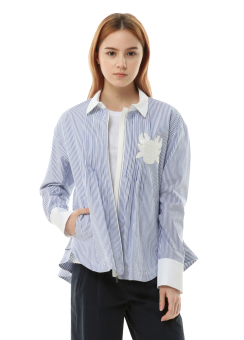 Glory stripe jacket