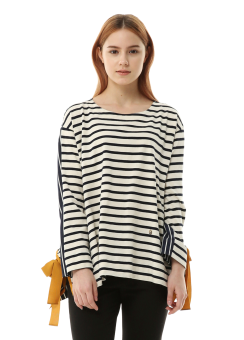 Paker stripe t-shirts