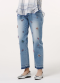 Cloi beads denim pants
