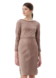 Dolce slim dress