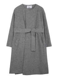 Clutha knit coat