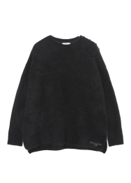 Raccoon knit
