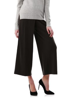 Pure cash knit pants
