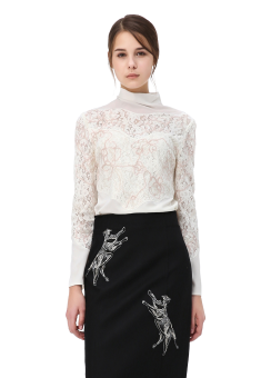 Ollere lace blouse