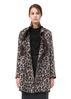 Cheetah hopi coat