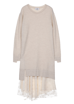 Nomad knit one piece