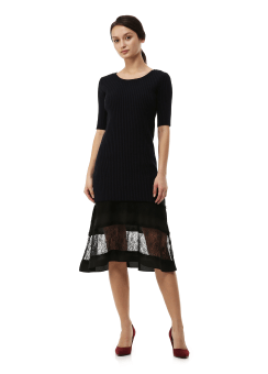 Neutrino knit dress