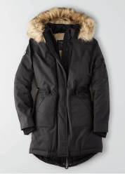 [Women] Thundra parka in real down