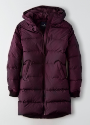 [Women] 2239 Down long puffer
