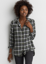 [Women] Core spring plaid heather BD BF