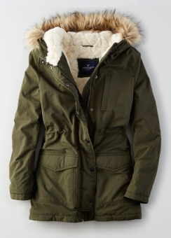 [Women] 2181 Classic parka tech jacket