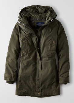 [Women] 2166 2 in 1 Ultra parka