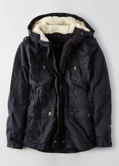 [Women] 2200 Waxed cotton everyday parka