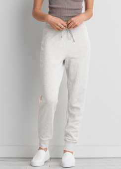 [Women] Color blocked jogger