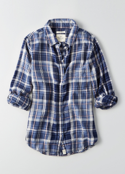 [Women] Core beach plaid BF BD