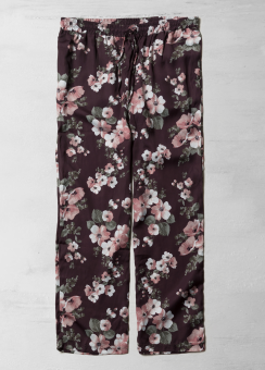 [Women] Silky wide leg