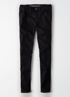 [Women] 1282 New black wash add 1
