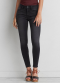 [Women] 2776 New black super soft jegging