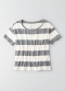 [Women] Crop boxy fav tee dy