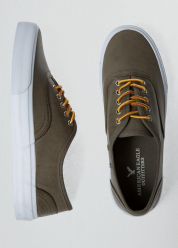 [Men] Greys lace up Sneaker faux leather