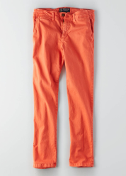 [Men] Level 2 stretch slim chino pants