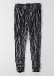 [Men] 3679 Long zipper Performance jogger pants
