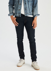 [Men] Slim dark wash