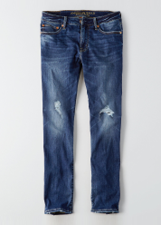 [Men] Slim straght medium destroy