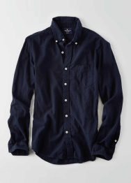AEO Linen Button Down Shirt