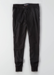 [Men] 3614 Athletic zipper jogger pants