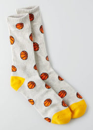 [Men] Basketballs - web only socks