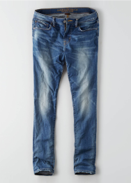 [Men] Skinny medium wash
