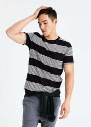 [Men] Active flex set in crew stripe