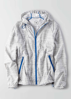 AEO Hooded Windbreaker