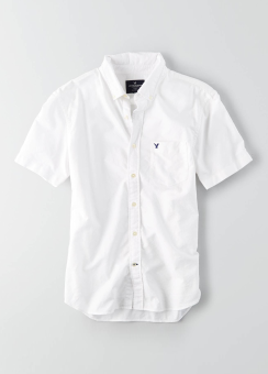 [Men] 9171 Ss oxford solids shirts
