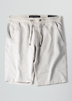 [Men] 6291 Turner french terry classic jogger shorts