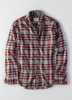 [Men] SF Rustic twill plaids